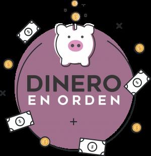 Logotipo Dinero en Orden